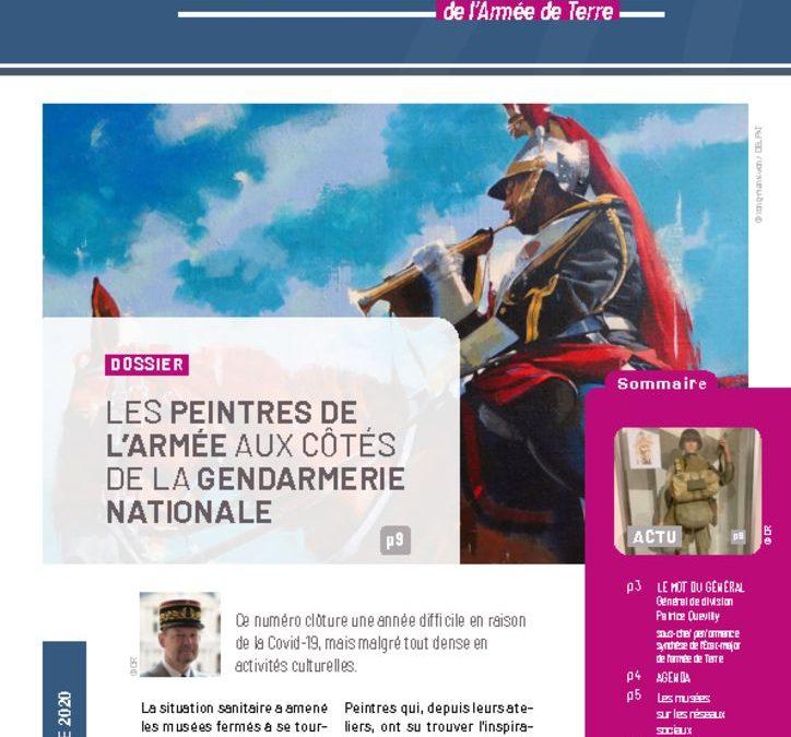 La Gazette du Patrimoine de l'Armée de Terre n°46